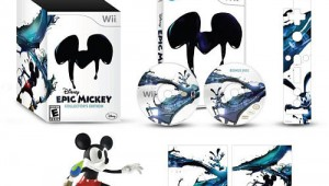 Disney's Epic Mickey Collector's Edition