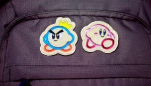 Kirby Patch Set Image 1
