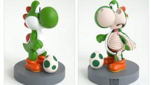 Yoshi's Skeleton