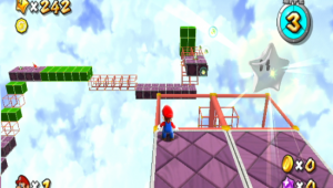 Super Mario Galaxy 2.5 BeatBlock Image 2