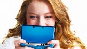 Nintendo 3DS Girl Image