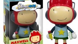 Scribblenauts Maxwell Action Figure Image