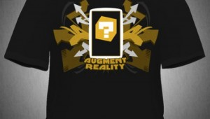Level Up Studios Augment Reality T-shirt
