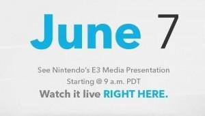 Nintendo E3 2011 Date Image