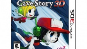 Cave Story 3D Cover