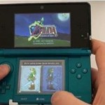 Legend of Zelda OoT 3D 10doTV Capture Image