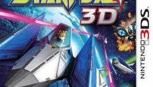 Star Fox 64 3D 3DS Package NOA
