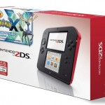 Nintendo 2DS Pokémon X red bundle Target image